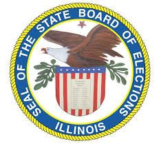 State Board of Elections Illinois Seal